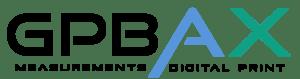 GPBAX logo - black